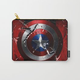 Captain Roger Shield Carry-All Pouch