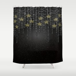 Oh My Stars Shower Curtain