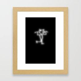 Bug Dance Framed Art Print