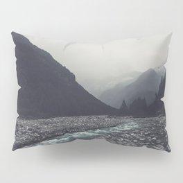 Mountain River Mallero Valmalenco Lombardia Italy Pillow Sham