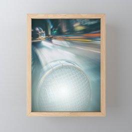 Life in the Fast Lane III Framed Mini Art Print