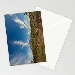 Davidson Peak Spring Desert - 2385 Stationery Cards