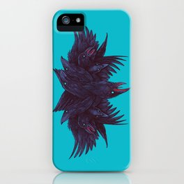 Crowberus Reborn iPhone Case