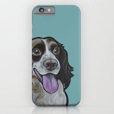 Bea the Springer Spaniel iPhone 6s Slim Case