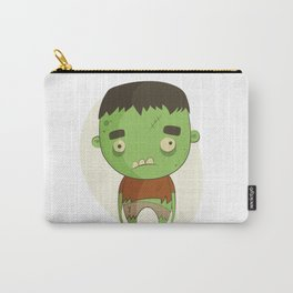 Creepy And Cute Halloween Character Carry-All Pouch
