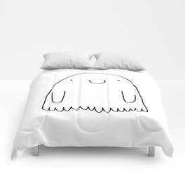 Little Ghostie Comforters