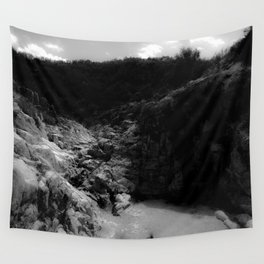LIT PATH Wall Tapestry