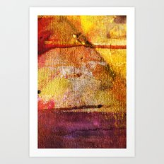 Refined by Fire Art Print
