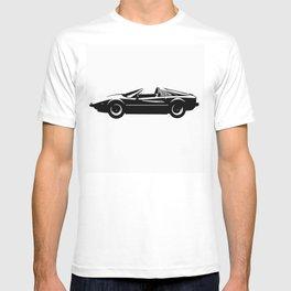 Exotic Sportscar Design by Bruce Gray T-shirt