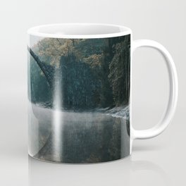 The Devil's Bridge - Landscape and Nature Photography Coffee Mug
