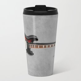 The Jazz Bass 1974 Travel Mug
