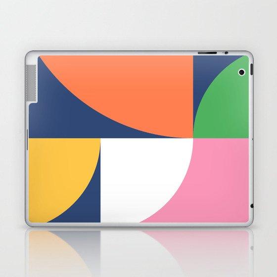 Abstract Geometric 17 Laptop & iPad Skin