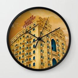 The Divine Lorraine - Philadelphia Wall Clock