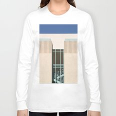 Stairs Tower Long Sleeve T-shirt