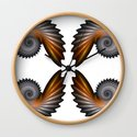 Fractal Art - Silver Spiral 4 by fraktalekunst