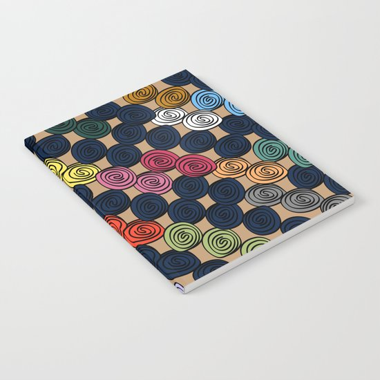 Swirl C16 Notebook