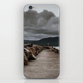 Long Solid Wharf iPhone Skin