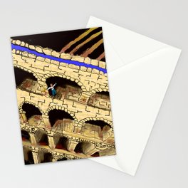 The Dreaded Aqueduct Stationery Cards