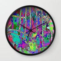 boyfriend Wall Clocks featuring boyfriend by ChristyVegas