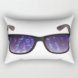 All Is Fleating Rectangular Pillow