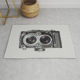 Rolleiflex Rug