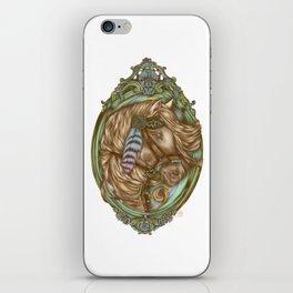 Tribal Horse iPhone Skin