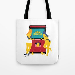 Joy Sticks Tote Bag