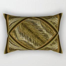 Feather Weave DPA170105a Rectangular Pillow