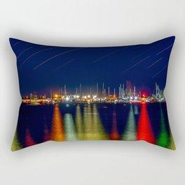 Lights. Rectangular Pillow