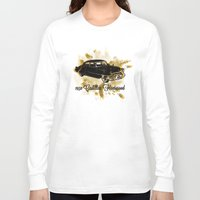 "fleetwood mac Long Sleeve T-shirts featuring 1950 Cadillac Fleetwood ""Caddy"" by SpecialTees"