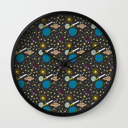 SpaceX Launch 2018 Wall Clock