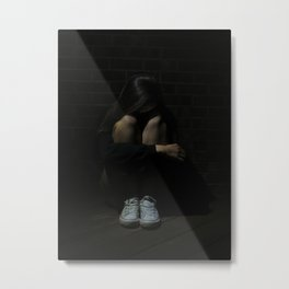 Deadweight State Metal Print
