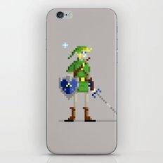 Pixel Link iPhone & iPod Skin