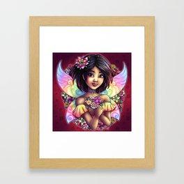 Naoko Fantasy Japanese Fairy Framed Art Print