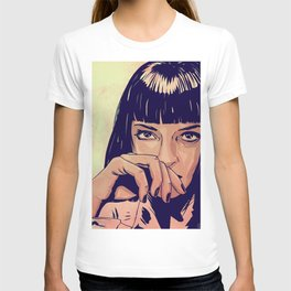 Mia Wallace T-shirt