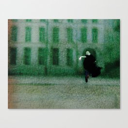 The Monster Series (2/8) Canvas Print