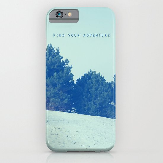 Find Your Adventure iPhone & iPod Case