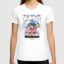 portrait promare T-shirt