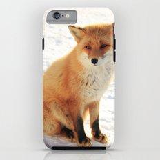 Hokkaido Fox iPhone 6 Tough Case