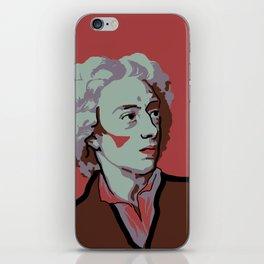 Alexander Pope iPhone Skin