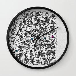 - fresque_01 - Wall Clock