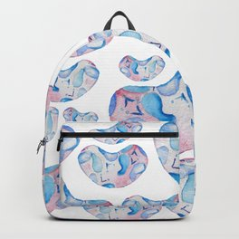 hart ad butterfly Backpack