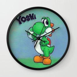 Yoshi Wall Clock