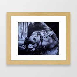 The Show-Stealer Framed Art Print