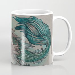 Mermaid Sea Enchanter Coffee Mug