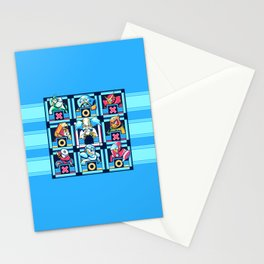 Wily For The Win Stationery Cards