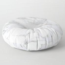 Calacatta Marble Floor Pillow