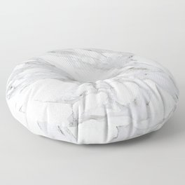 Calacatta Marble Floor Pillow