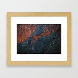 Asia 9 Framed Art Print