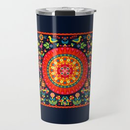 Wayuu Tapestry - I Travel Mug